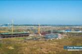 """Gradilište kompanije """"Linglong"""" u Zrenjaninu veličine 200 fudbalskih igrališta"""