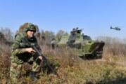 Na Pešterskoj visoravni proba vežbe Vojske Srbije
