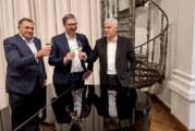 Vučić čestitao građanima katolički Božić