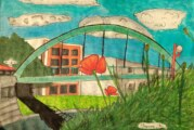 """Izložba radova učenika nastalih u radionici u okviru Dana evropske baštine: """"Moj grad, lep kao slika"""""""