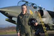 """Ana Perišić – prva žena pilot u istoriji vojske Srbije koja leti na avionu """"Orao"""""""