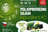 Međunarodni poljoprivredni sajam onlajn od 14. do 18. decembra