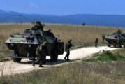 Prikaz tenkova u kasarni u Nišu, prisustvuje i Vučić