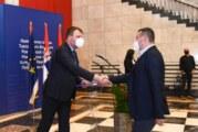 Mirović: Unapređenje oblasti telekomunikacija u osam opština u Vojvodini