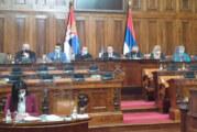 U nedelju u Skupštini o izveštaju Evropske komisije, očekuje se prisustvo premijerke