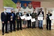 Spartakova nagrada dodeljena najboljim sportistima i sportskim radnicima u Vojvodini