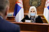 """Mihajlovićeva: Svega i svačega je bilo u """"Srbijagasu"""", ne postoji nijedno preduzeće gde direktor ima primanja 33.000 evra"""