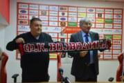 Milan Kosanović promovisan kao novi sportski direktor FK Vojvodina