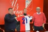 Veljko Simić potpisao za Vojvodinu: Novi izazov u karijeri