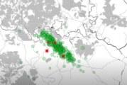 U Zagrebu potres 2,2 stepena po Rihteru; Seizmolozi objavili video sa potresima oko Petrinje