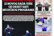 Novosadski reporter 309