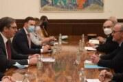 Vučić: Pomoć za građane Kosova i Metohije – nezaposlenima 200, deci po 100 evra