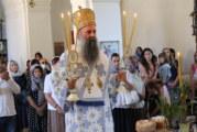 Prva tri dana Vaskršnjeg posta patrijarh u Pećkoj Patrijaršiji