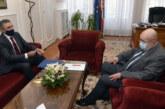 Pastor i ambasador Kipra o jačanju saradnje