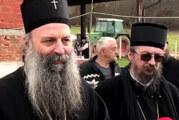 Porfirije: Vlast u Crnoj Gori izneverila poverenje Amfilohija
