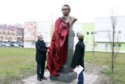 U Novom Sadu otkriven spomenik Tarasu Ševčenku
