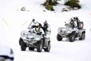 MUP, SAJ, Žandarmerija, helikopteri, GSS, na Kopaoniku u protivterorističkoj vežbi