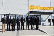 Otvorena fabrika Kontinental automotiv Srbija u Novom Sadu
