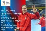 Rukometašice Srbije večeras počinju pohod na Olimipijske igre u Tokiju
