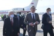 Vučić: Ne mislim da smo blizu vanrednog stanja, moguća izgradnja još jedne kovid bolnice kod Novog Sada