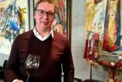 Vinari iz Kopra poslali Vučiću vina, uključujući Malvaziju