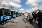 Novi Sad bogatiji za 29 novih autobusa