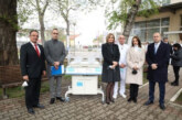 Institut za zdravstvenu zaštitu dece i omladine Vojvodine od UNICEF-a dobio inkubator