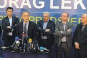 Demokratski front: Nismo zadovoljni radom Vlade, ali nećemo je rušiti