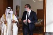 Šeik Naser: Poseta ističe značaj veza Srbije i Bahreina
