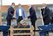 Položen kamen temeljac za kovid bolnicu u Novom Sadu