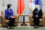 Mihajlović sa Čen Bo o saradnji u energetici, posle sa direktorima Svetske banke i IFC o zelenoj energetici