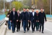 Mirović: Posle 15 godina most u Adi dobio upotrebnu dozvolu