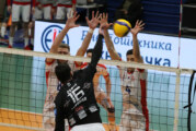 Odbojkaši Partizana bolji od Vojvodine za 1 : 1 u finalu