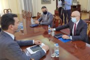 Vučević u Šapcu o značaju Fruškogorskog koridora