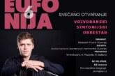 Šesti internacionalni festival harmonike i kamerne muzike Eufonija u Novosadskoj Sinagogi