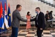 Mirović: Izgradnja novih kulturnih centara u tri mesta
