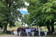 Studenti prikupili više od pola tone smeća na Petrovaradinskoj tvrđavi