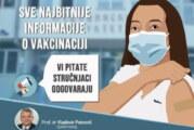 Počinje imunizacija trećom dozom, sve više mladih na lečenju
