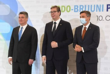 Vučić na samitu lidera Zapadnog Balkana: Počeo plenarni sastanak, zaključci neizvesni
