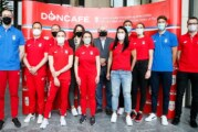 Druženje sa srpskim olimpijcima na putu za Tokio