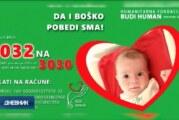 Bebi Bošku, u borbi za život, potreban najskuplji lek na svetu