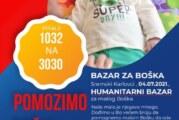 Humanitarni bazar u Sremskim Karlovcima za bebu Boška Gugletu