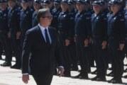 Dan MUP-a i Policije; Vučić: Radite najteži posao – štitite državu