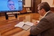 Vučić: Prištinska strana došla s namerom da dijaloga nema, 22. juna u Skupštini podnosim izveštaj o Kosovu i Metohiji