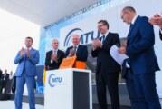 očPočela izgradnja postrojenja kompanije MTU Maintenance Serbia u Novoj Pazovi
