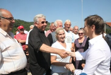 Brnabić: Hotelski kompleks u Vranjskoj Banji prekretnica za srpski turizam
