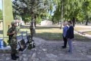 Vidovdanski skup 63. padobranske u Jugovićevu i na Letenci