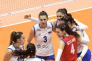 Odbojkašice Srbije razbile Koreju za drugo mesto grupe!