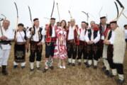 Ministarka Matić otvorila Kosidbu na Rajcu