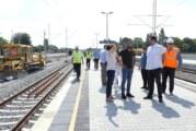 Brza pruga Beograd – Novi Sad od februara u saobraćaju